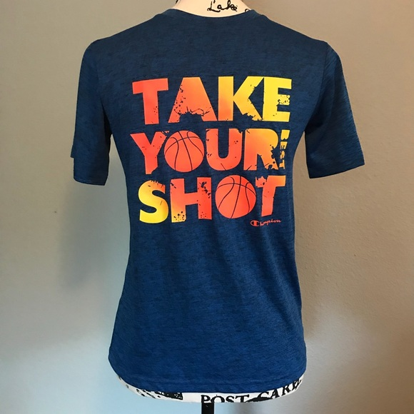 639f2589 Champion Shirts & Tops | Boys Shirt Large 1416 | Poshmark